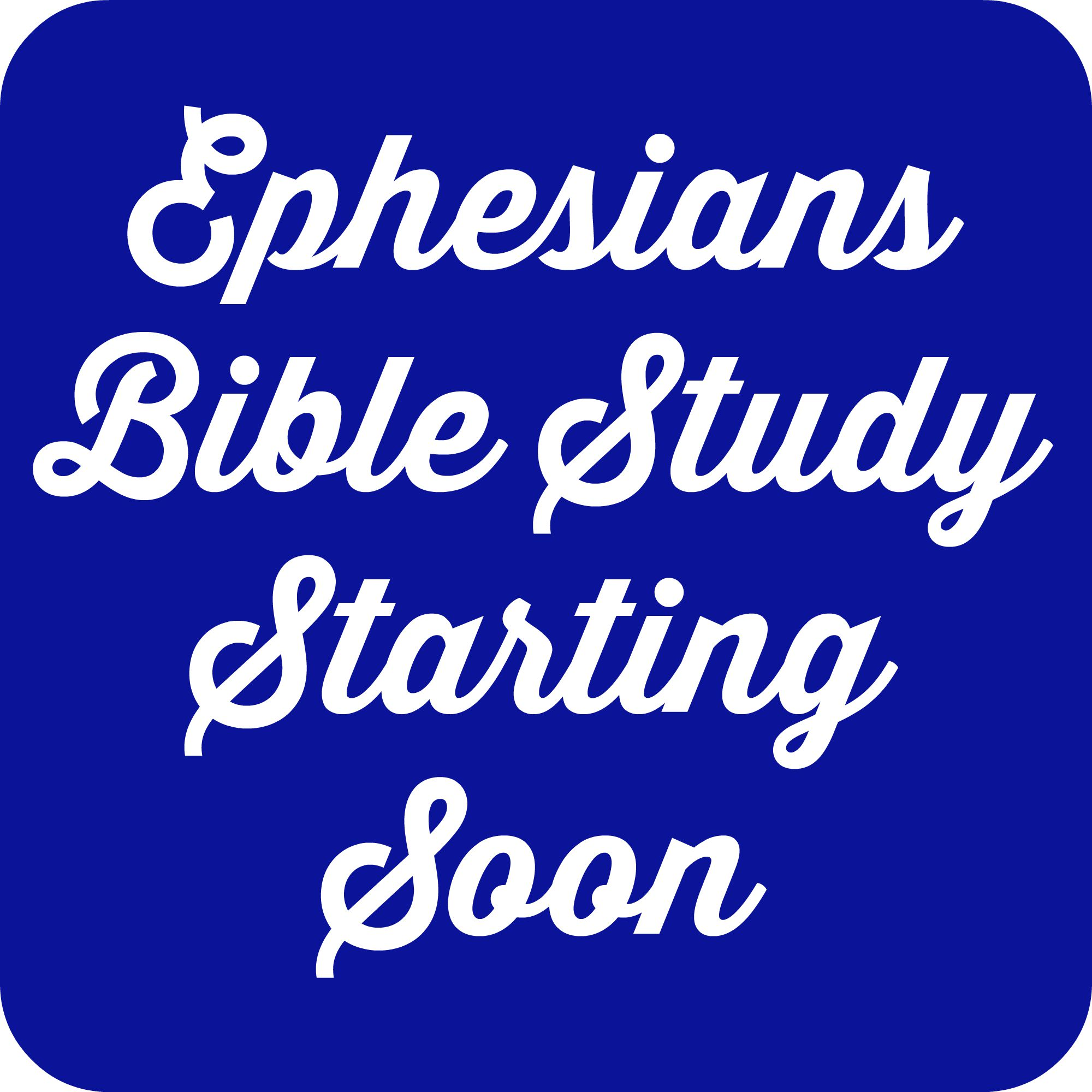 Ephesians 1:1-14 Inductive Bible Study and Questions